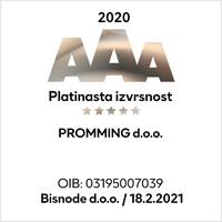Bisnode Platinum 2020